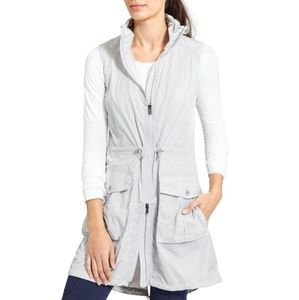 Athleta • Grey City Slicker Vest